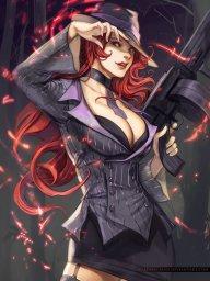 Mafia Lady